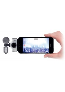 Zoom iQ7 IOS Microphone for iPhone - Sound & Audio