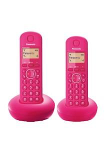 Panasonic Digital Cordless Phone KX-TGB212MLP (Pink)