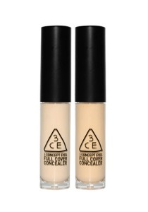 3CE Full Cover Concealer (5ml) 001 Brightened Gorgeous Skin Tone