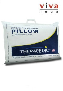 Therapedic Fibre Pillow