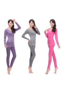 Women's 2-Piece Thermal-Underwear Set