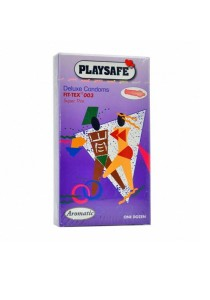 PLAYSAFE Fit-Tex 003 12's