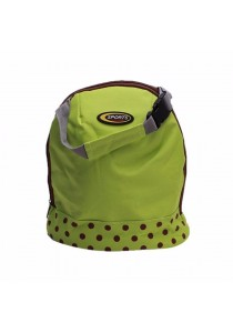 Portable Fresh Heat Preservation Lunch Boxes Bags (Green)