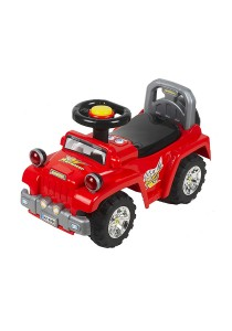 Sweet Heart Paris TL553 Ride on Car (Red)