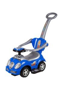 Sweet Heart Paris TL558W 3 in 1 Ride on Car (Blue)