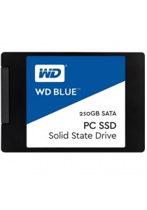 "Western Digital Blue PC SSD 250GB 2.5"" Solid-State HardDisk/Sata 6GB/s"