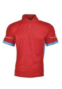 Microfibre Polo T Shirt TN 08 02 (Maroon)