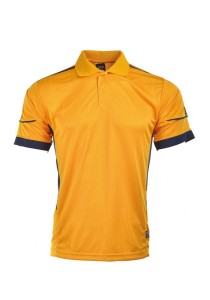 Microfibre Polo T Shirt TN 08 03 (Yellow)