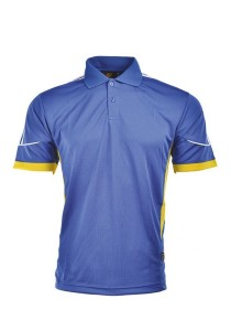 Microfibre Polo T Shirt TN 08 04 (Royal Blue)
