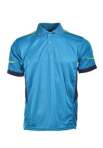 Microfibre Polo T Shirt TN 08 05 (Turquoise)