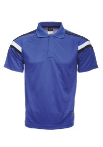 Microfibre Polo T Shirt TN 10 02 (Royal Blue)