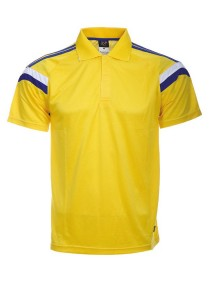 Microfibre Polo T Shirt TN 10 05 (Yellow)
