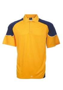 Microfibre Polo T Shirt TN 11 04 (Orange)