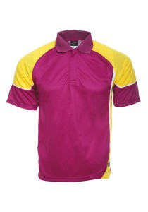 Microfibre Polo T Shirt TN 11 04 (Purple)