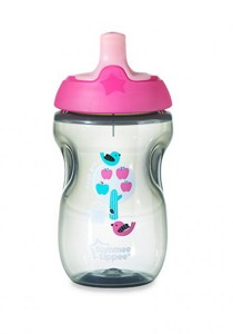 Tommee Tippee Sporty Cup 44702038 Pink