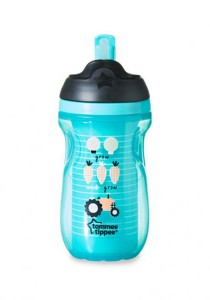 Tommee Tippee Insulated Straw Cup 44702638 Green