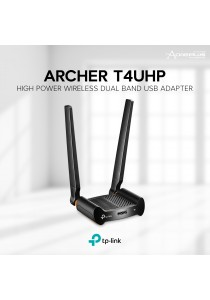 TP-Link Archer T4UHP AC1300 High Power Wireless Dual Band USB Adapter