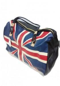 Papillon UK Flag Tote Bag BG-150037