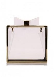 Classy Dinner Clutch - Transparent PC-150001