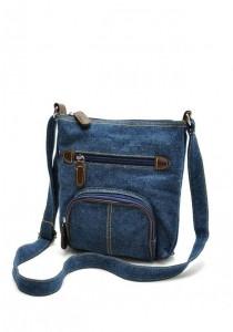 Papillon Sling Bag - Jeans PC-150060 (Blue)