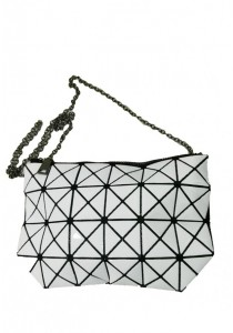 Triangle Texture Clutch PC-150066
