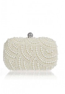 Papillon Clutch - Party Pearl PC-150068