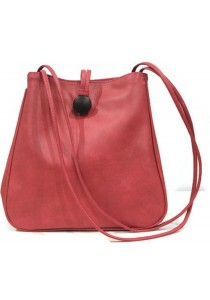 Shoulder Bag with Button VIVI002
