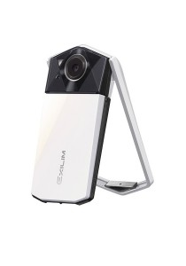 Casio Exilim High Speed EX-TR70 Self-portrait /Selfie Digital Camera (White)