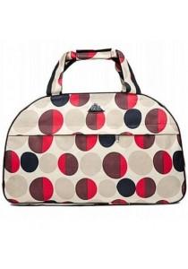 Travel Star 688 Large Capacity Duffle Travel Bag- Circle Design