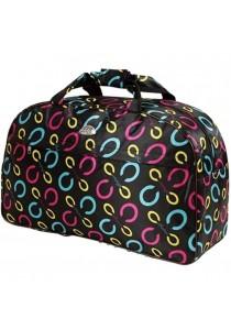 Travel Star 688 Large Capacity Duffle Travel Bag- Floral Design