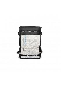 Travel Star Large Capacity Multifunctional Travel Backpack (Black)