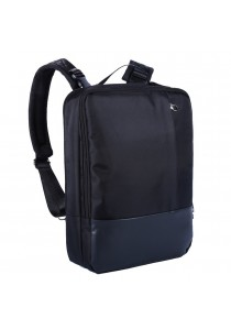 Travel Star TS8126 3 Way Premium Laptop Backpack (Black)