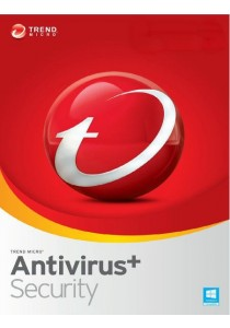 Trend Micro Antivirus Plus Security 2017 - 1 Year 1 PC - Digital Download