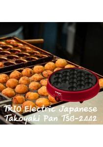 Trio Electric Japanese Takoyaki Pan Snack Grill TSG-2442