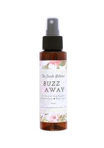 Buzz Away - Natural Mosquito Repellent, Natural Bug Repellent
