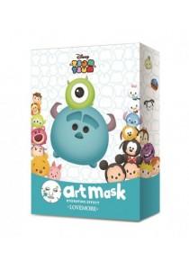 Lovemore Moisturizing Effect-Tsum Tsum Monsters Inc Art Mask 3s