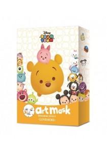 Lovemore Repairing Effect- Tsum Tsum Winnie the Pooh Art Mask 3s