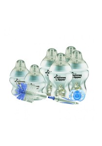 Tommee Tippee Closer to Nature Starter Set Blue 423741/38