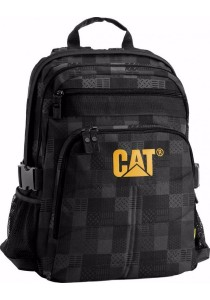 CAT Millennial Brent Laptop Backpack (Grill Checker AOP Black)