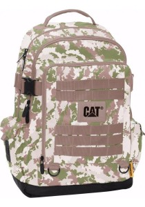 CAT Combat Laptop Backpack Advanced (Bright Camo)