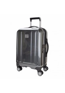 "Eminent KF29 Polycarbonate Spinner Case Luggage 24"" (Grey)"