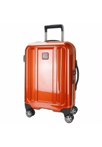 "Eminent KF29 Polycarbonate Spinner Case Luggage 24"" (Orange)"