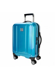"Eminent KF29 Polycarbonate Spinner Case Luggage 28"" (Turquoise)"