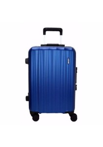 Lojel Tempo Frame Trolley Case Luggage Large (Blue)