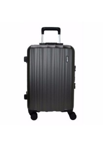 Lojel Tempo Frame Trolley Case Luggage Medium (Black)