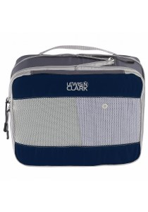 Lewis N. Clark 1840 Featherlight Expandable Packing Cube Medium (Midnight)