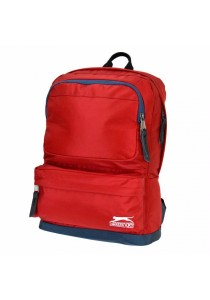 Slazenger SZ3107J Laptop Day Backpack (Red)