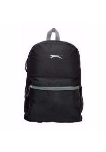 Slazenger SZ3964 Daypack Backpack (Black)