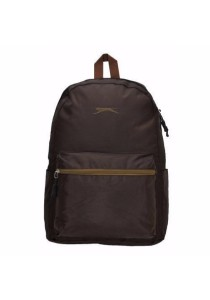 Slazenger SZ3964 Daypack Backpack (Coffee)