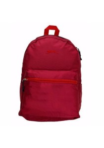 Slazenger SZ3964 Daypack Backpack (Red)